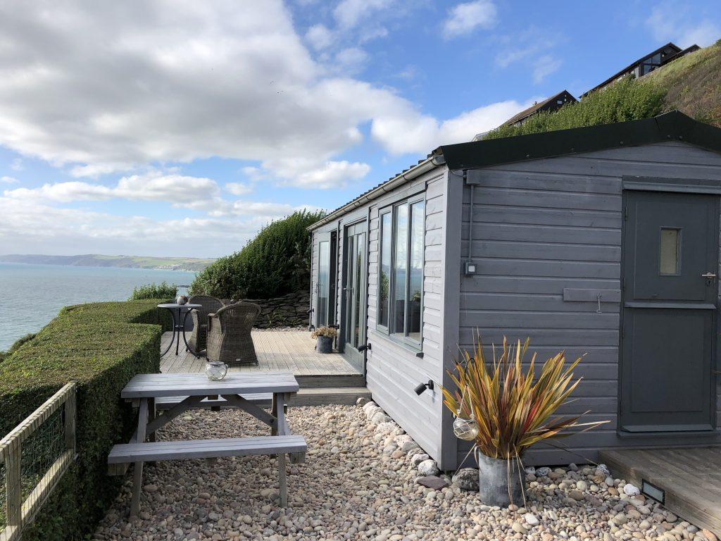 Ferienhaus in Cornwall - Whitsand Bay