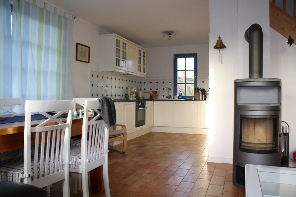 Innenbereich & Küche