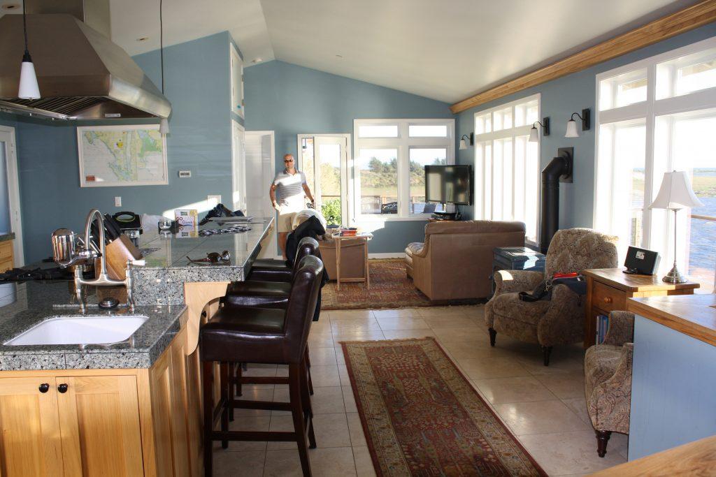 Tutorial Urlaub im Ferienhaus: Ferienhaus Bodega Bay - Kalifornien