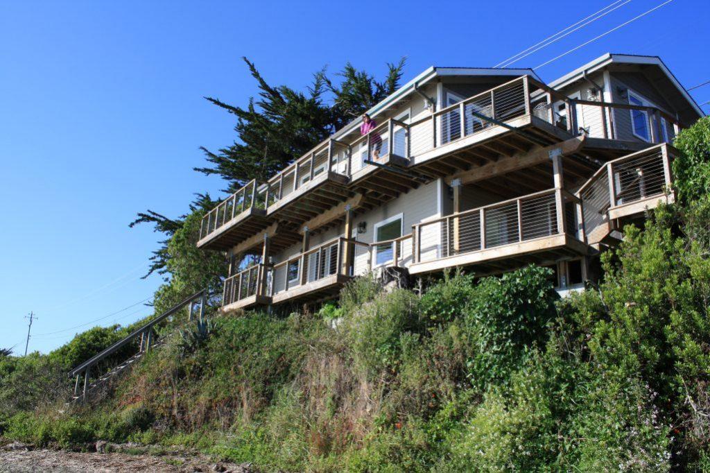 Tutorial Urlaub im Ferienhaus: Ferienhaus Bodega Bay Kalifornien