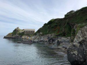 Südostküste Cornwalls