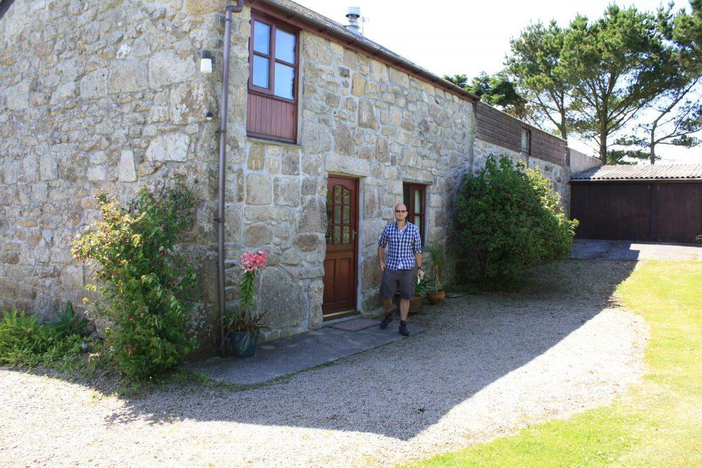 Cottage Penzance - Ferienhaus in Cornwall