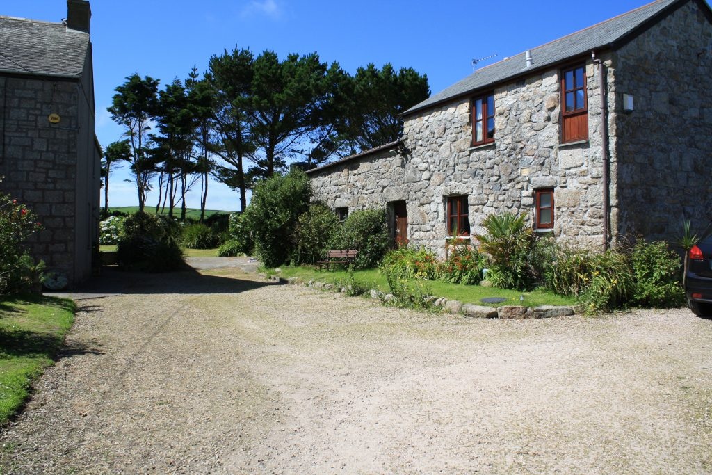 Cottage Penzance in Cornwall