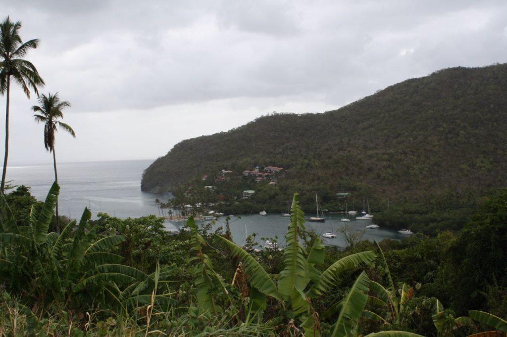 St. Lucia Marigot Bay