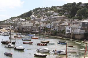 Cornwall - Mousehole