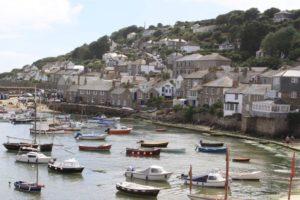Cornwall - Mousehole