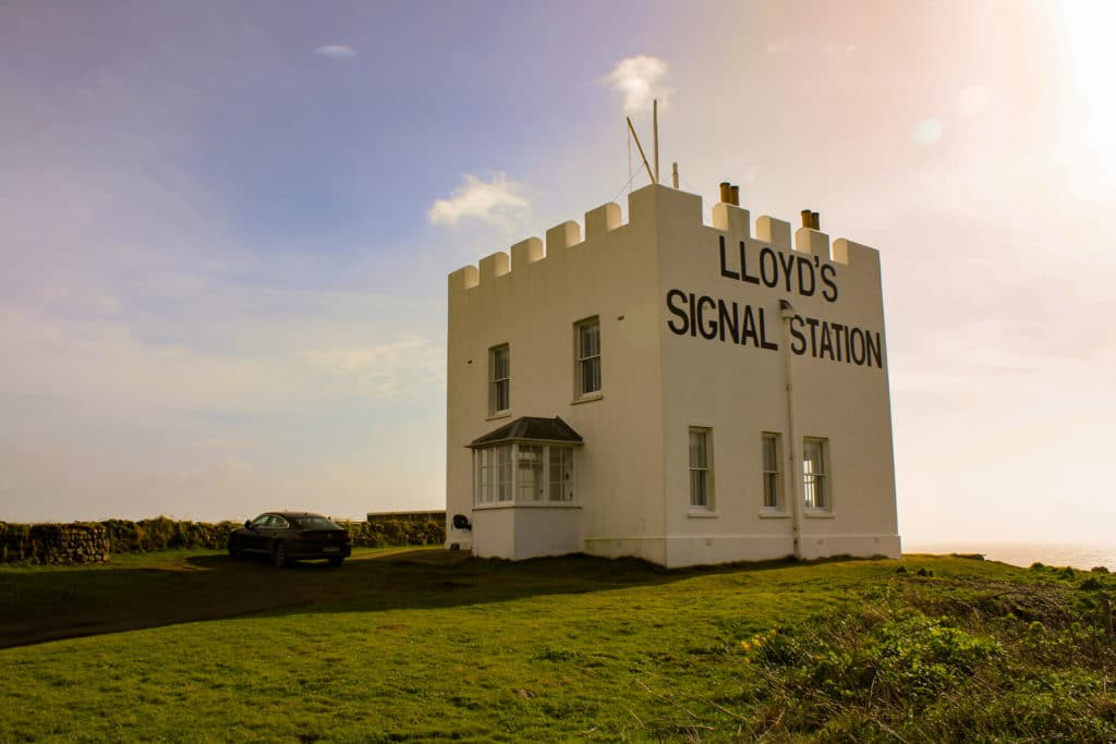 Ferienhaus in Cornwall - Llloyd's Signal Station